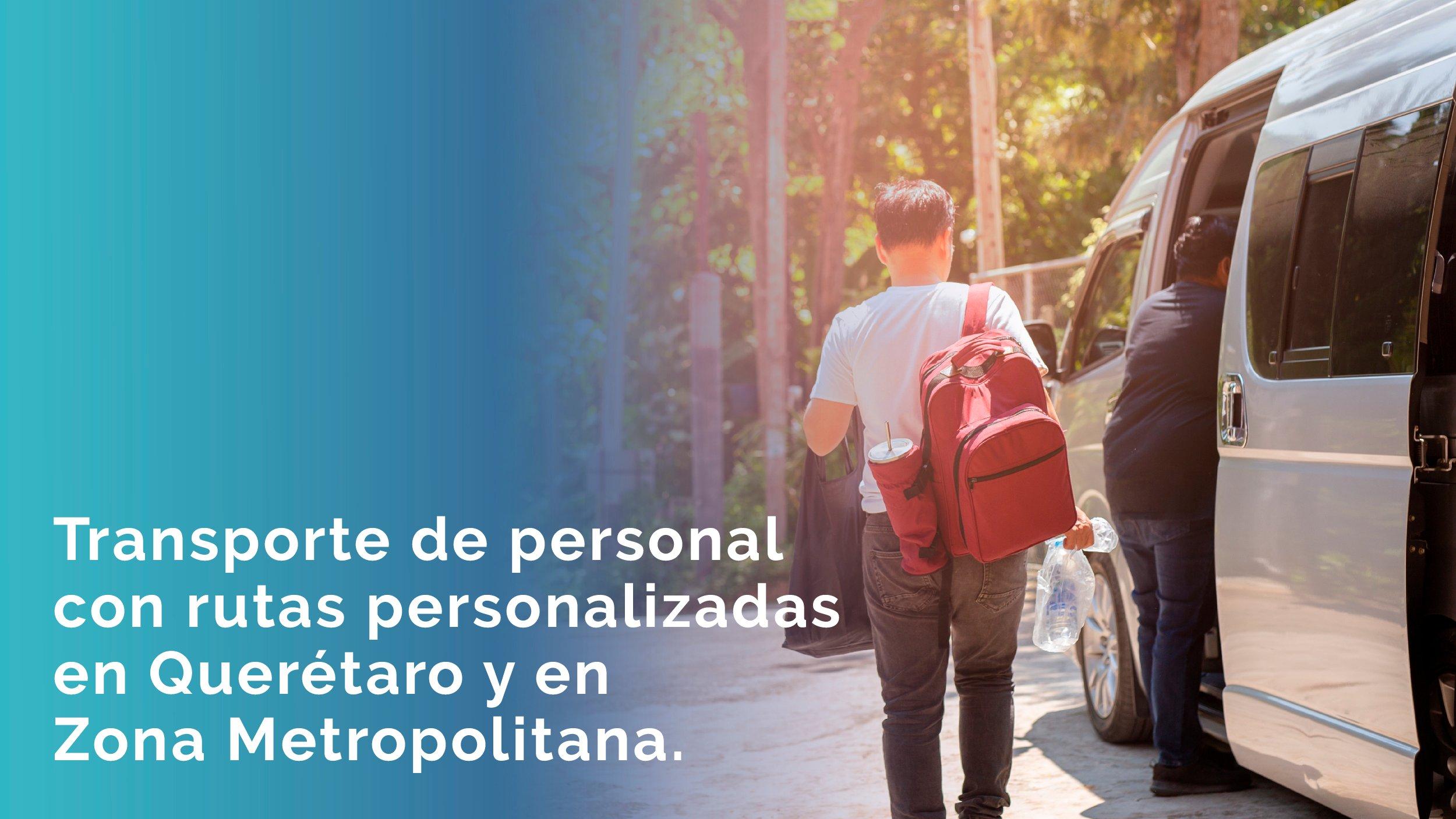 Transporte de Personal para empresas