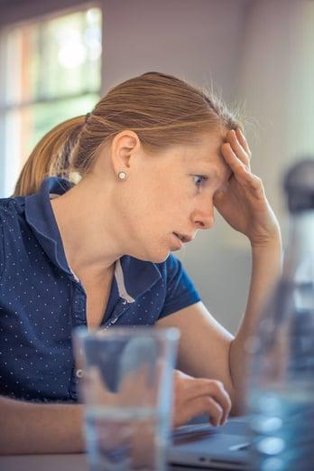 ambiente de trabajo negativo