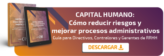 capital humano, reclutamiento, nomina
