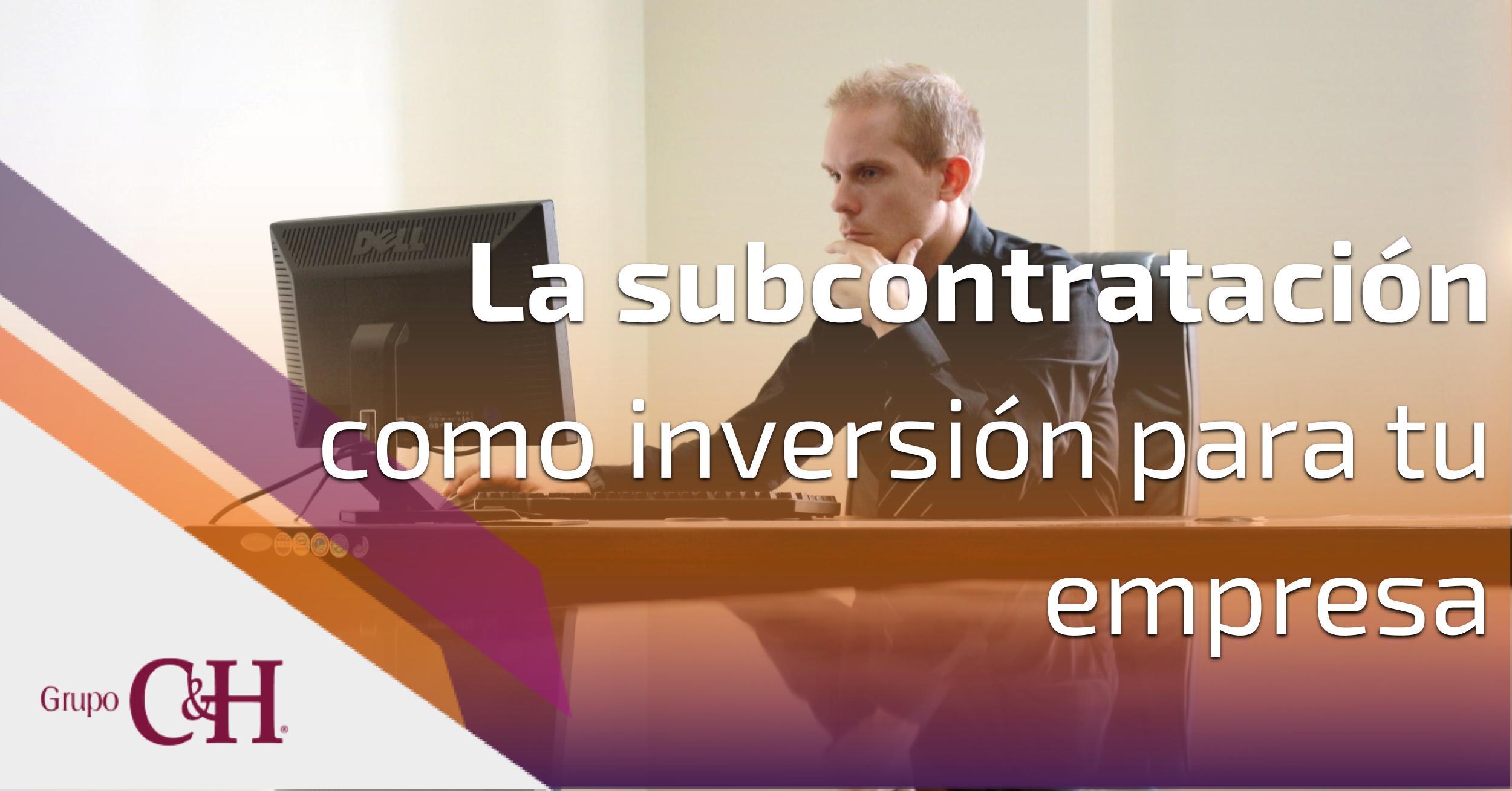 subcontratación_inversión