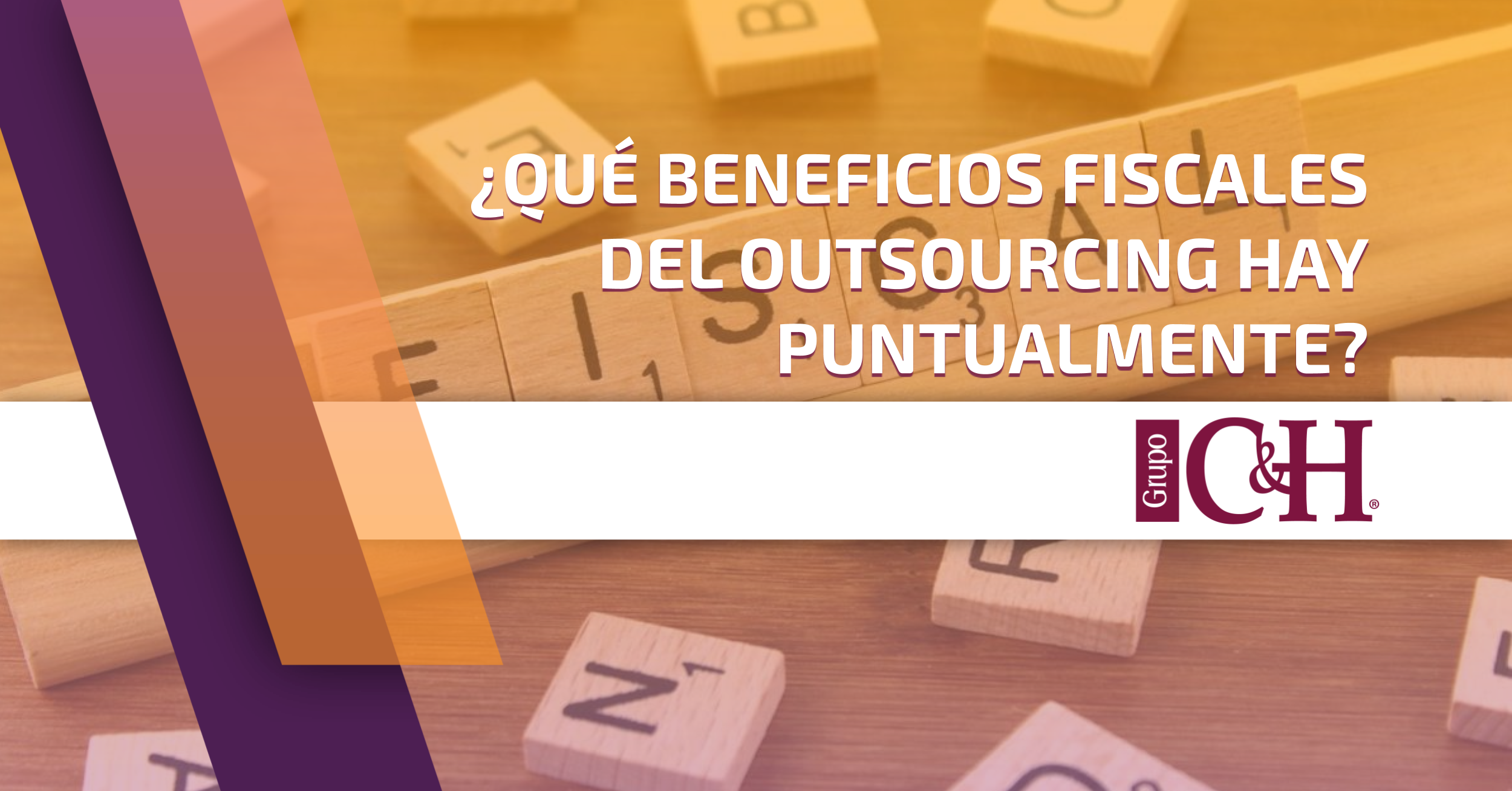 beneficios fiscales outsourcing
