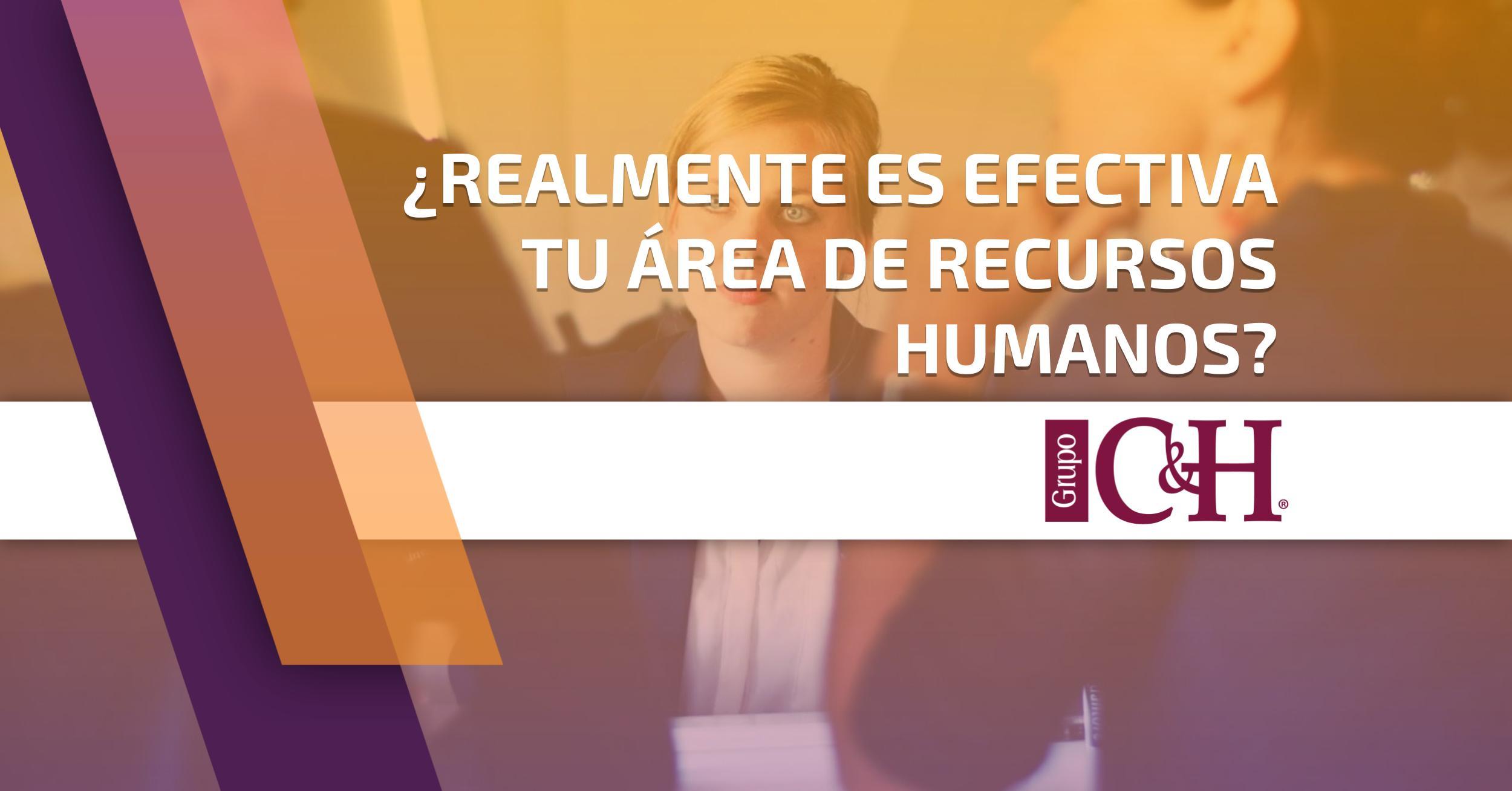 efectiva area recursos humanos